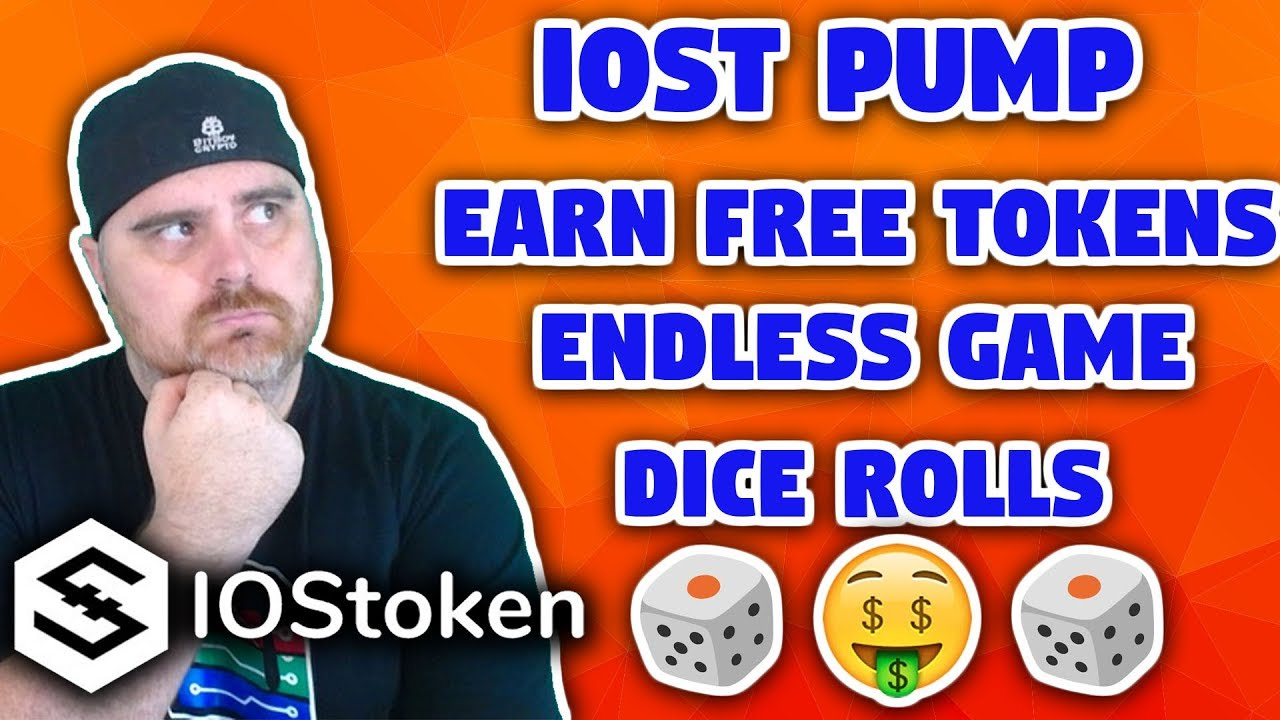 IOST Pumps! | How to Earn FREE IOST Rewards | Endless Dice Gambling Game