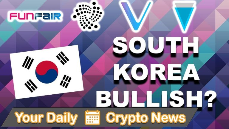 Korea Turning Bullish, False Verge Rumors, IOTA, FUN, & More!