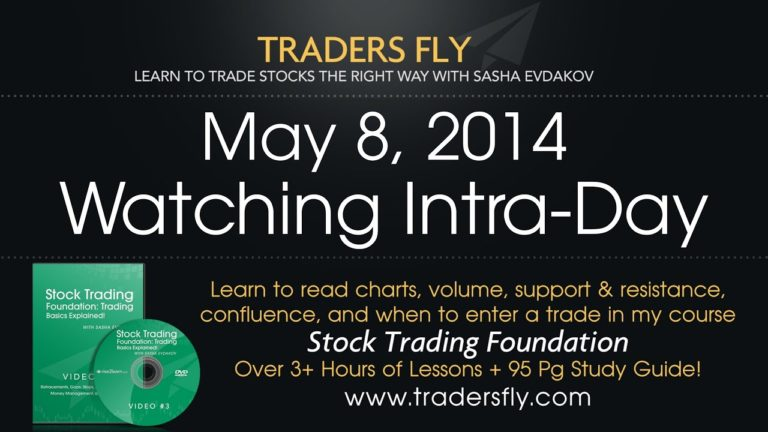 May 8, 2014 – Rapid Recap – Watching the Intraday