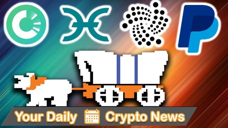 McAfee Shillfest, Bitcoin Investigation, IOTA, TRAC, HOLO, & More News