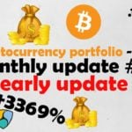 Monthly update #12 || YEARLY UPDATE #1: +3369% in year 1!