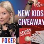 New Kids Token GIVEAWAY / Crypto Poker / Confessions of A Crypto Millionaire