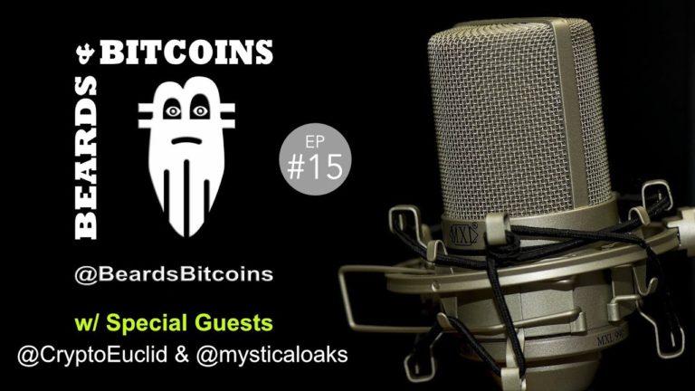 ONT Giveaway | Beards & Bitcoins Ep 15: Crypto Euclid & Mystical Oaks