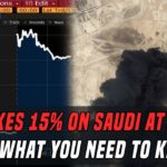 Oil Spikes +15% After Saudi Arabia Attack | Here's what you need to know