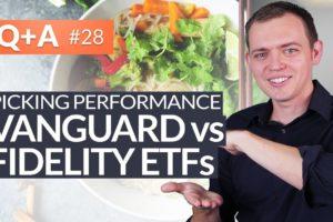 Picking Performance | Vanguard vs Fidelity ETFs - Which is Better? #HungryForReturns 28