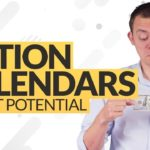 Profit Potential Trading Option Calendars on Stocks Ep 215