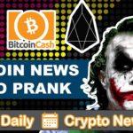 Ripple, Bitcoin Cash, & EOS News Plus ICO Exit Scam