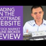 Scottrade Online Broker Review - Trading on the Website (Part 2)