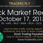 Stock Market Daily Recap - AAPL FB NFLX SNDK TECH CECE - Oct 17, 2013