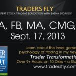 TSLA, FB, MA, CMG, BA - Stock Trading Day Recap - Sept 17, 2013