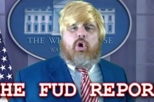 The FUD Report: Starring Crypto Donald Trump