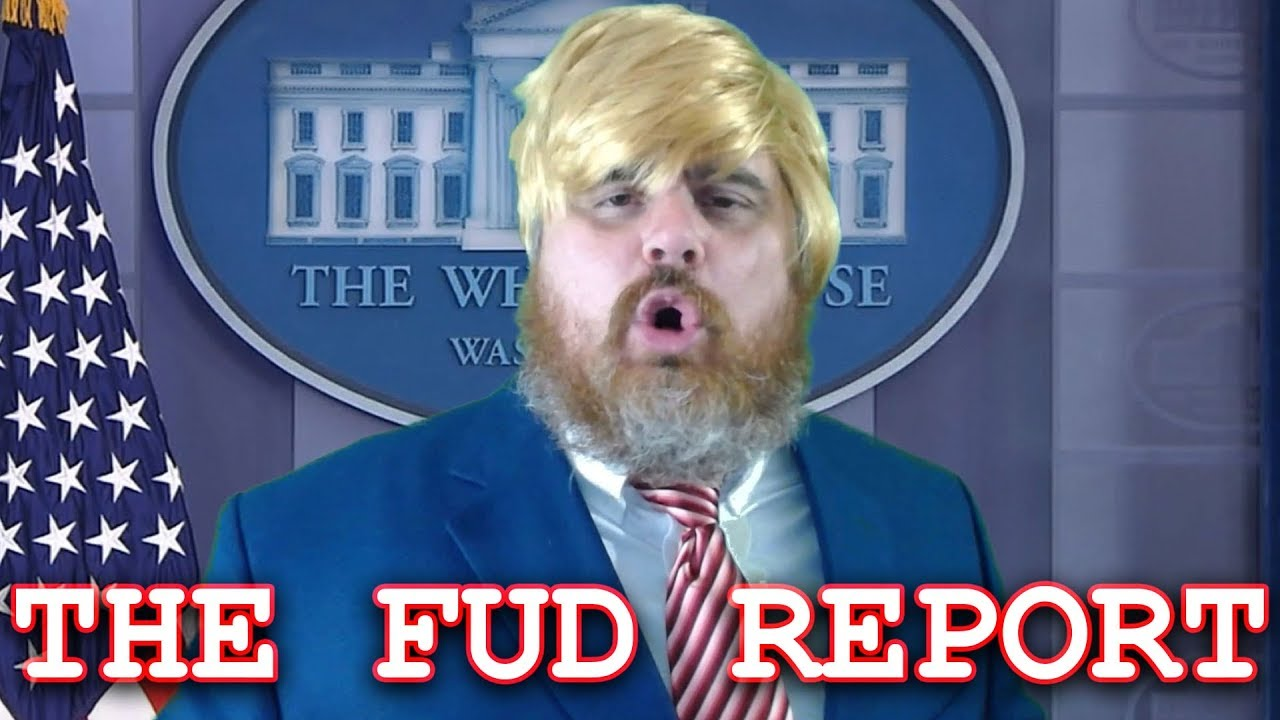 The FUD Report: Starring Crypto Donald Trump