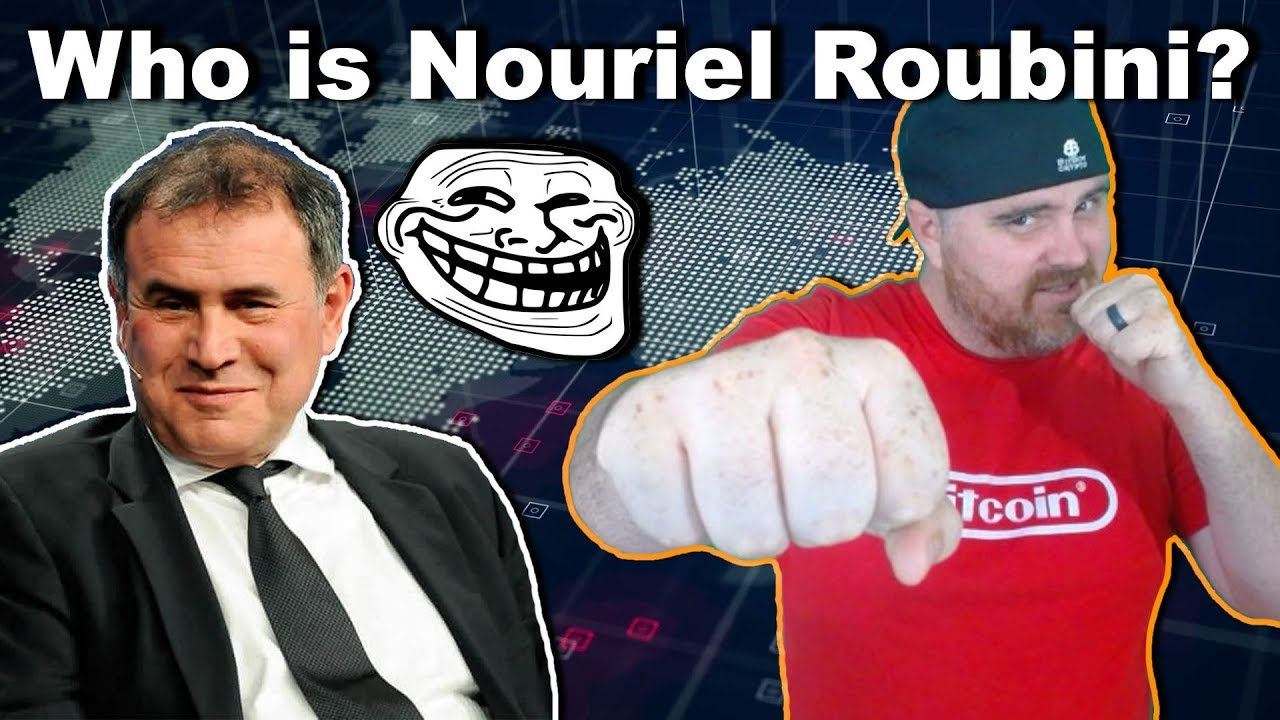 The Most Hated Man in Crypto: Who is Nouriel Roubini?