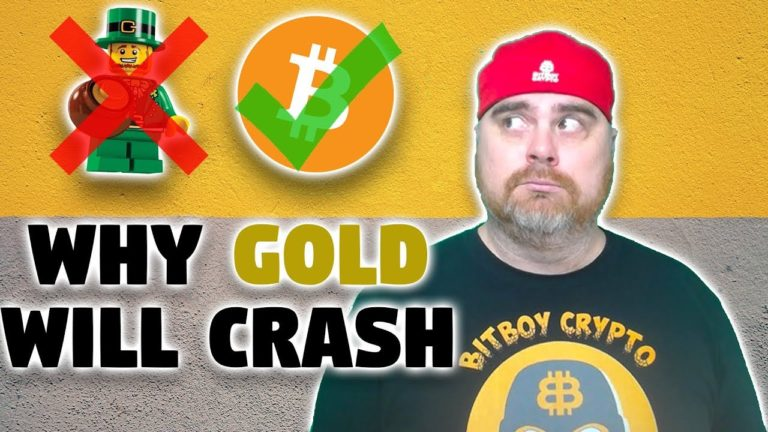 This ONE Thing Will Crash the Gold Market | Why Bitcoin is the Answer
