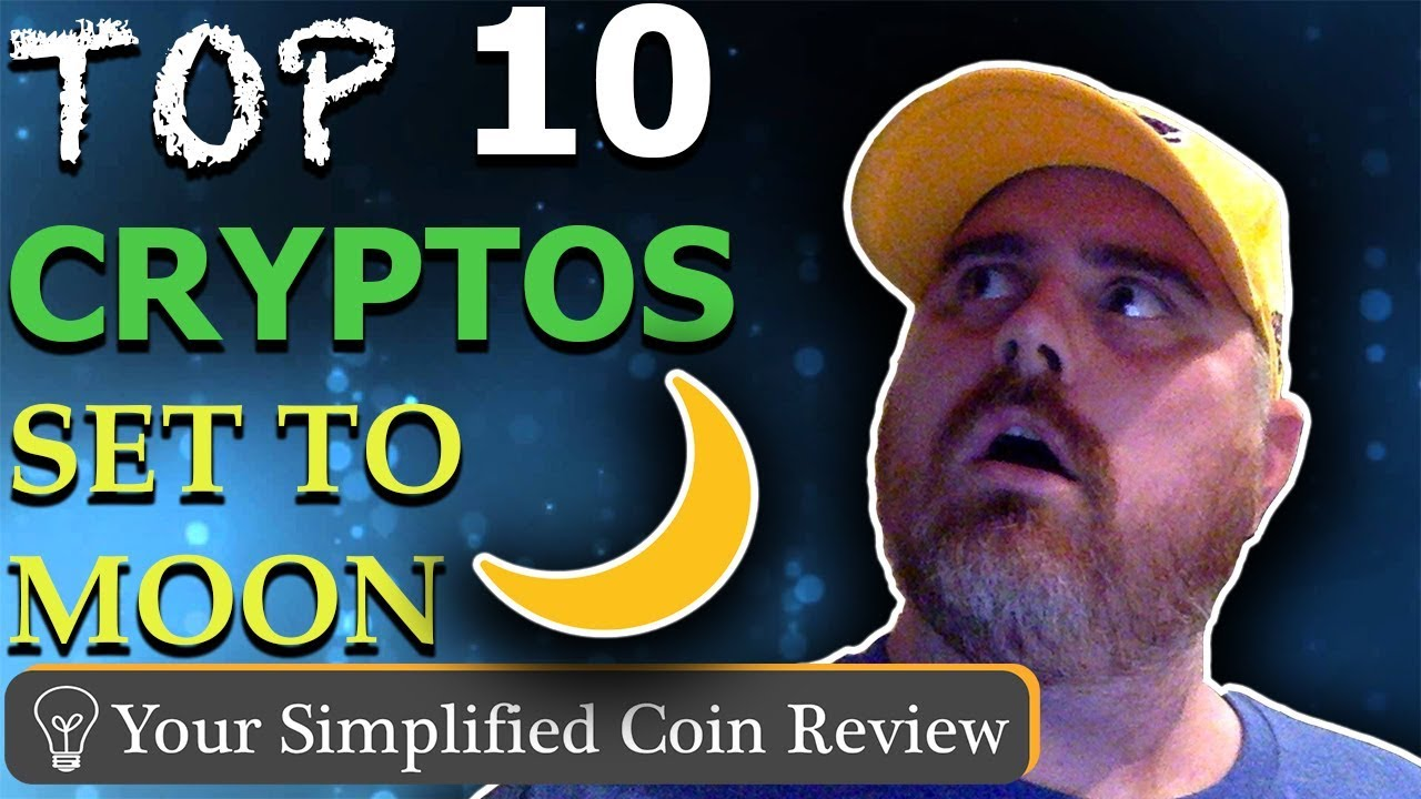 Top 10 Coins & Tokens Set to Moon During the Next Bull Run