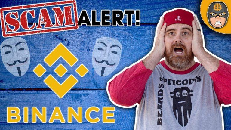 WARNING! New Dangerous Binance Crypto Scam