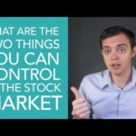 What Are the Two Things You Can Control in the Stock Market