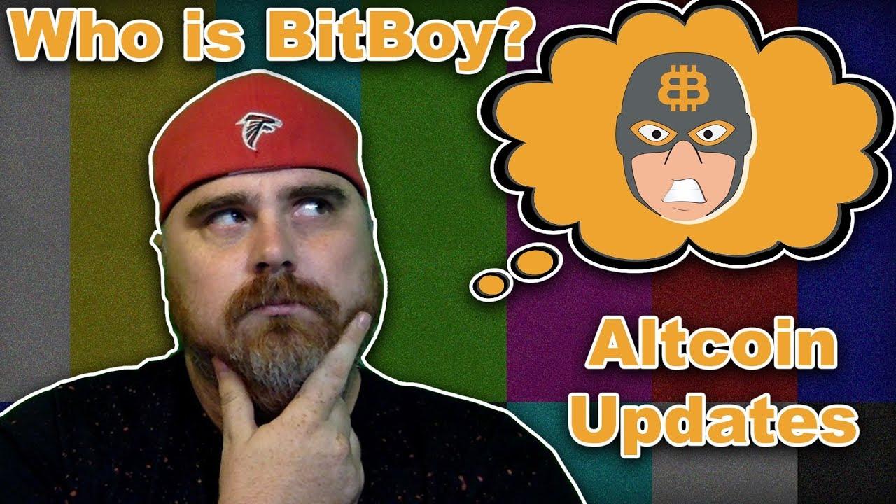 Who Is BitBoy? | $LISK $ELA $TTU $XLM Updates