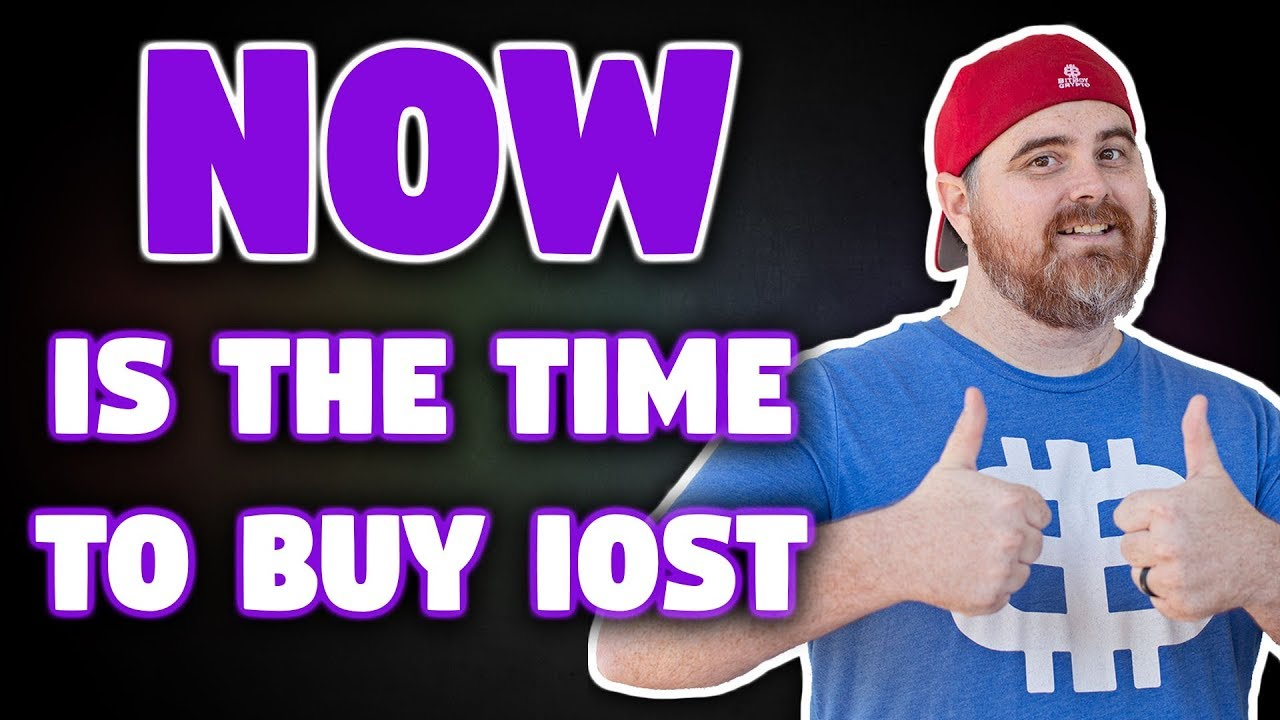 Why NOW is the PERFECT Time to Buy IOST   Get Over 30% ROI by Voting for My Node