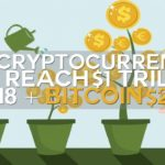 Why cryptocurrencies can hit $1 trillion market cap in 2018 + Bitcoin $25,000