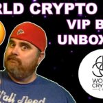 World Crypto Con VIP Invite Unboxing | Don't Miss It!