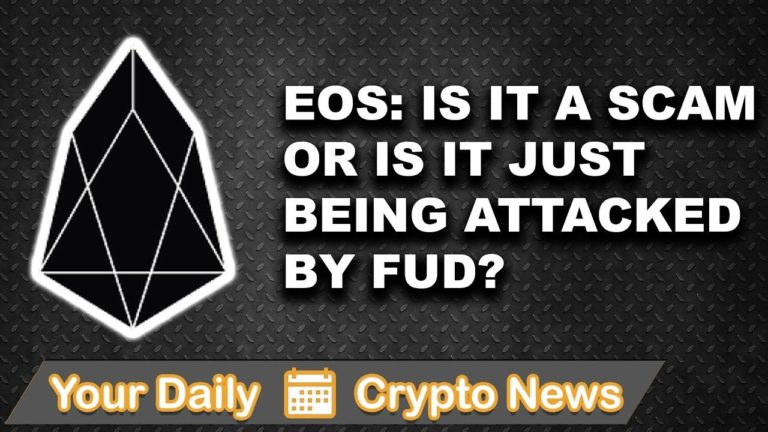 Your Daily Crypto News: A Look at EOS FUD & Altcoin News