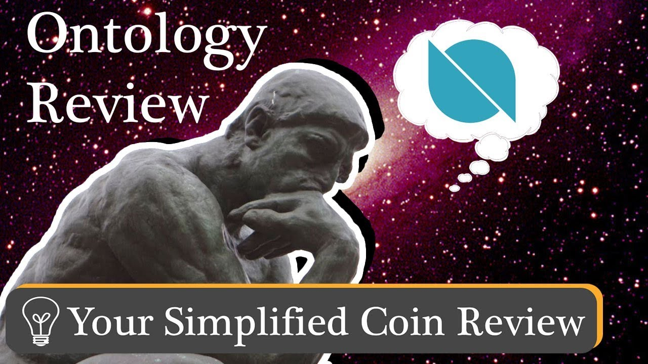 Your Simplified Coin Review: What is Ontology (ONT)?