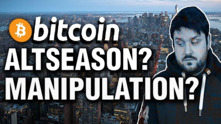 AltSeason! Or Are We Just Being MANIPULATED?