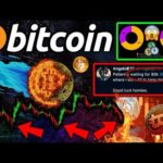 BITCOIN BOUNCE IMMINENT or BEAR FLAG DUMP!?! Institutions BUYING ALTCOINS NOW!