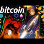 BITCOIN EXPLODES!!! Why ALTCOINS WILL SKY-ROCKET!!! 200 DMA STILL Resistance...