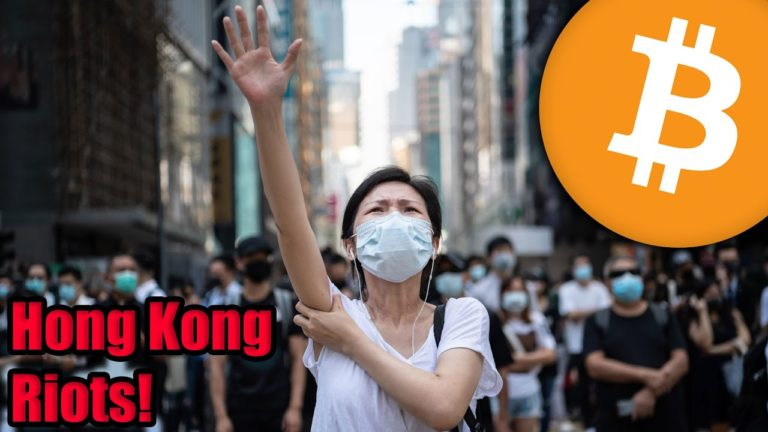 BREAKING: Bitcoin Usage EXPLODING In Hong Kong Panic! More Fed Easing SOON | Best Stablecoin