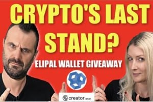 CRYPTOS LAST STAND? CRYPTO STAGING A COMEBACK! ELIPAL WALLET GIVEAWAY!!