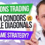 Exactly the Same Option Trading Strategy? Iron Condors vs Double Diagonals