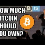 HERE IS WHY BITCOIN WILL SUCCEED! How Much Bitcoin Should You Own? [Send This Video To A Friend]