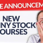 HUGE Announcement! Penny Stock Courses Coming This Week