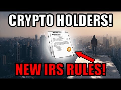 New IRS Rules For Bitcoin And Crypto Holders. + SEC Rejects Bitwise ETF Proposal + Credits Shout-Out