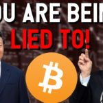 🚨PROOF you are being LIED TO about BITCOIN! 😱China & USA admit to crashing BTC and Blockchain!