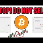 STOP! Do Not Sell Bitcoin Until You See This On-Chain Data Report.