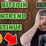 Will Bitcoin Downtrend Continue?   Facebook to DESTROY Banks   IOST, Binance, & ErisX News