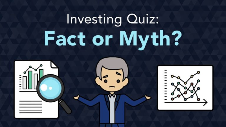 7 Facts [or Myths] About Investing | Phil Town