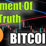 A MOMENT OF TRUTH For Bitcoin