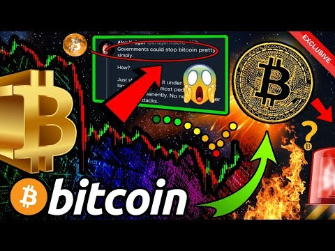 BITCOIN BOUNCE or FAKE OUT?! Professional TRADER Goes LONG at $8k! BTC BOTTOM IN?!