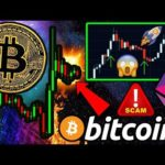 BITCOIN EXTREME VOLATILITY IMMINENT!!? 🚨WARNING: New Crypto SCAM! Watch Out!!