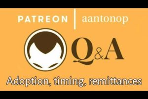 Bitcoin Q&A: Mainstream adoption, timing, and remittances
