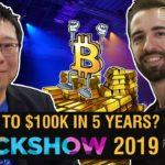 Bitcoin to $250K Once Gold's MarketCap Is Overtaken? | Samson Mow, CSO at Blockstream