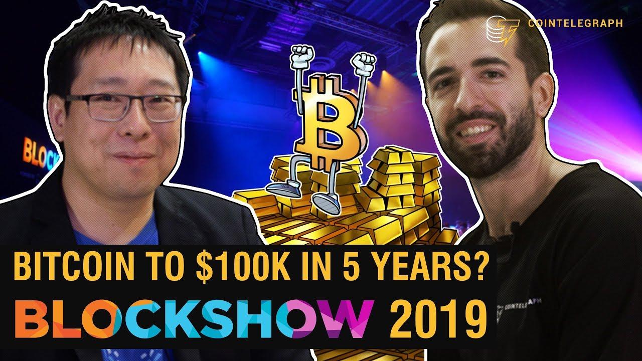 Bitcoin to $250K Once Gold's MarketCap Is Overtaken?   Samson Mow, CSO at Blockstream