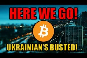 Busted! Ukraine Citizens Caught Mining Bitcoin With State Power| IRS Issuing REFUNDS To Good Hodlers