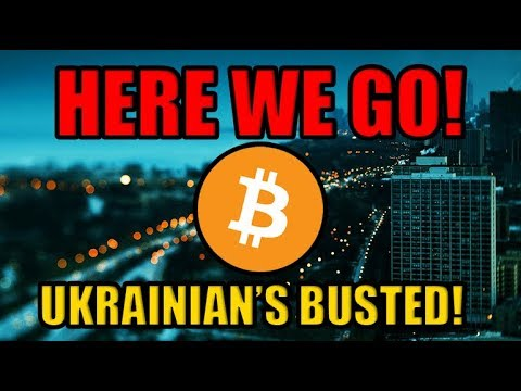 Busted! Ukraine Citizens Caught Mining Bitcoin With State Power  IRS Issuing REFUNDS To Good Hodlers