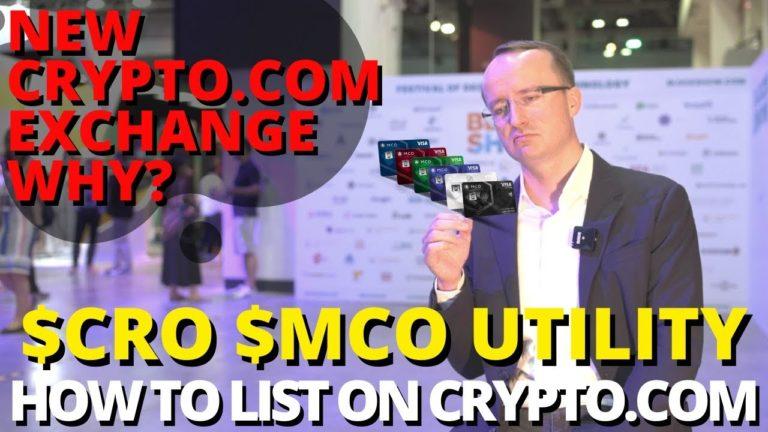 Buy Bitcoin – Kris Marszalek CEO Crypto.Com | On Binance | CRO MCO Utility | Crypto.com Exchange