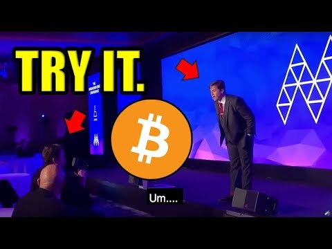 Defiant Bitcoiner Confronts Scammer Craig Wright? Confronting Him With FACTS & LOGIC!